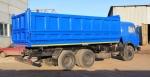 Самосвал зерновоз мод.СУ6.0 на базе шасси КамАЗ 53215 Евро2