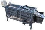 Оборудование для калибровки и сортировки овощей: картофеля, лука, моркови, свеклы УКС -1.4Ф. Калибровочная установка для овощей