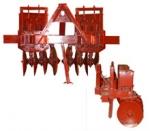 Культиватор лесной бороздной КЛБ-1,7